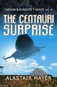 The Centauri Surprise cover