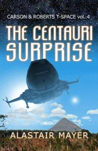 The Centauri Surprise cover