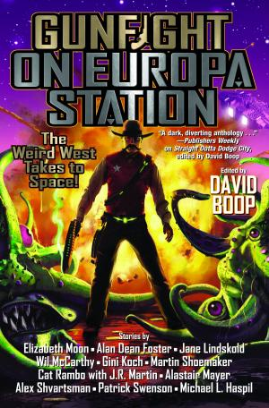"Cover - ""Gunfight on Europa Station"""